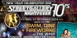 New Year Celebration 2015 'Street Gallery 70's NightFever'