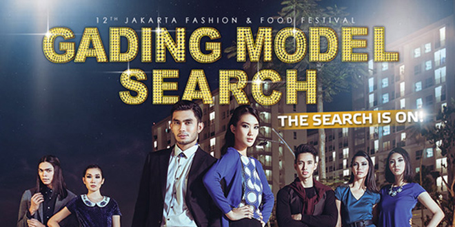 Gading Model Search 2015