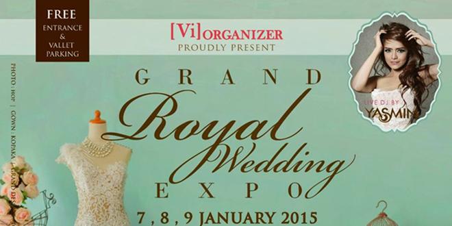 Grand Royal Wedding Expo 2015 Bandung