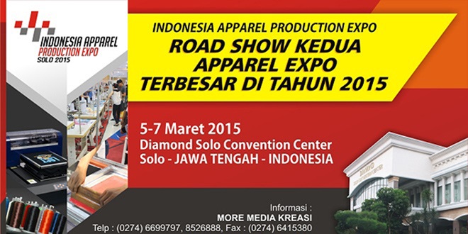 Indonesia Apparel Production Expo 2015