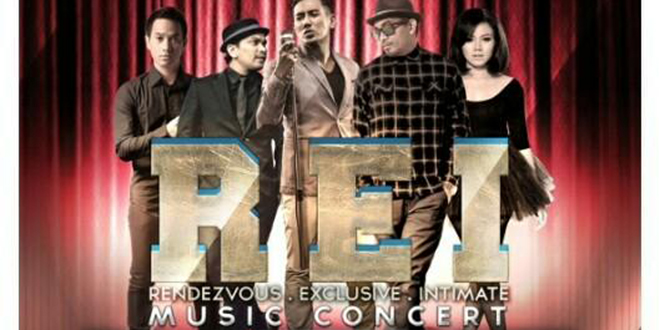 "REI ""Rendezvous, Exclusive, Intimate"" Music Concert"