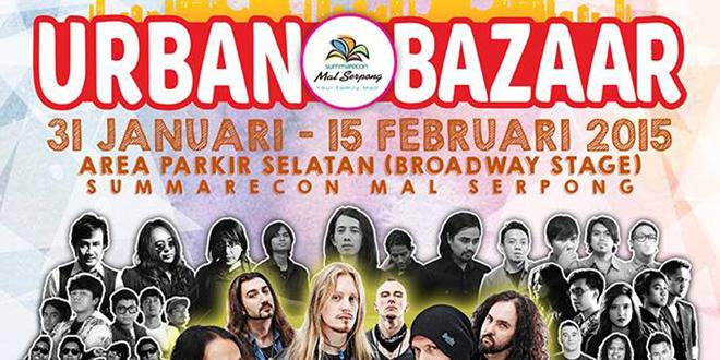 Urban Bazaar Summarecon Mal Serpong