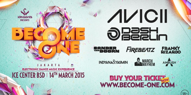 Become One - Electronic Dance Musik Experience