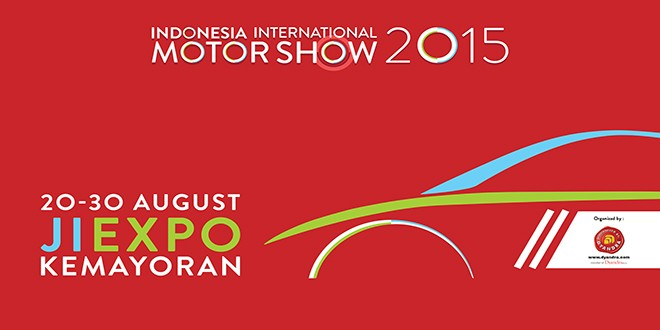 Indonesia Motor Show 2015