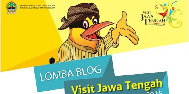 Lomba Blog Visit Jawa Tengah 3