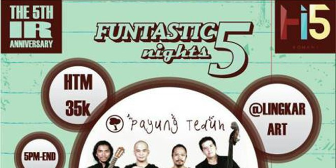The Funtastic 5 Night