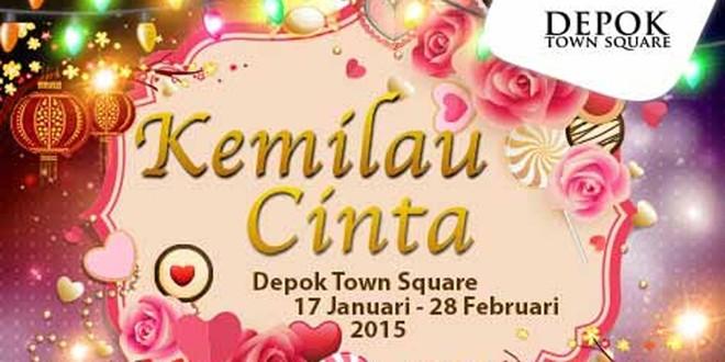 Depok Town Square Berbalut Kemilau Cinta