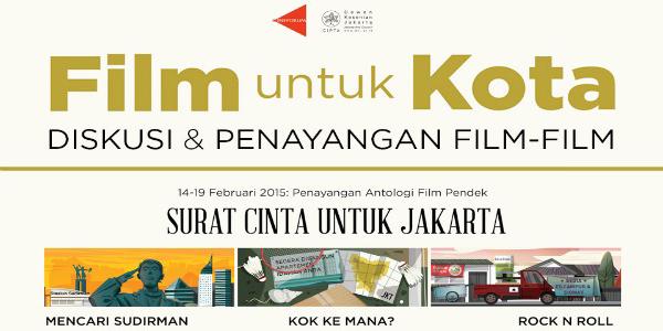 """Kineforum """"Film Untuk Kota"""""""