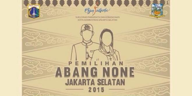 Abang None Jakarta Selatan 2015