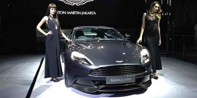 Aston Martin Jakarta