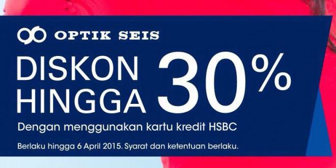 Diskon Optik Seis