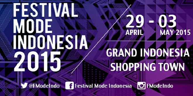 Festival Mode Indonesia 2015