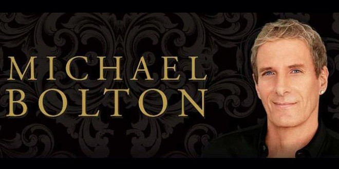 Michael Bolton Live in Jakarta 2015