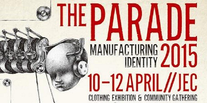 the parade manufacturing identity