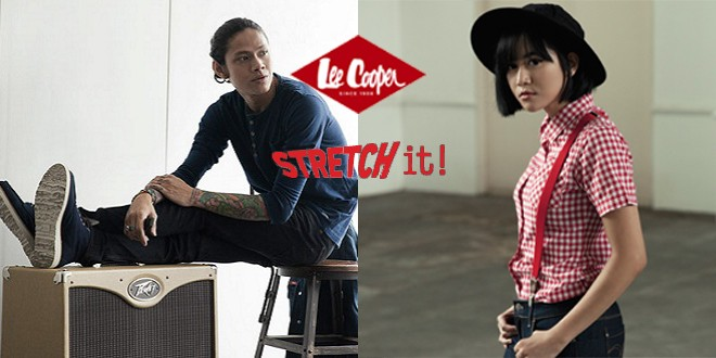 Lee Cooper Stretch It
