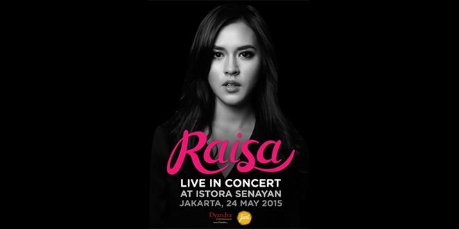 Raisa Live In Concert