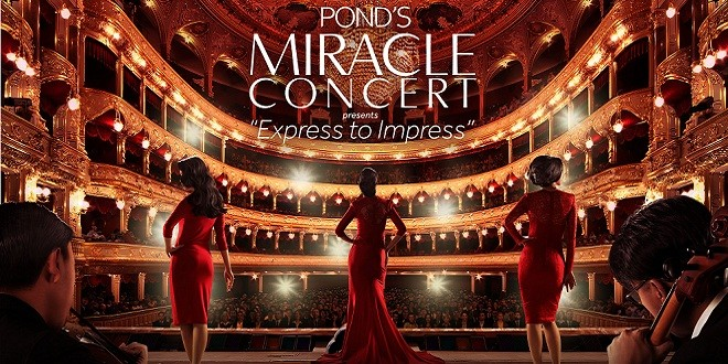 Pond's Miracle Concert