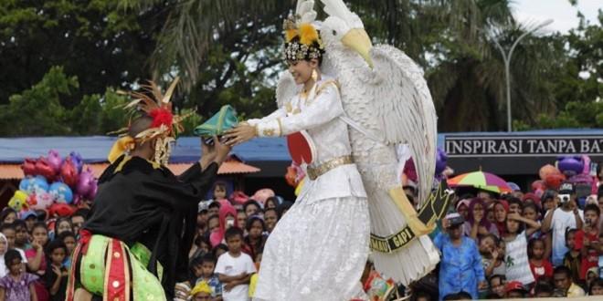 Festival Legu Gam Ternate 2015