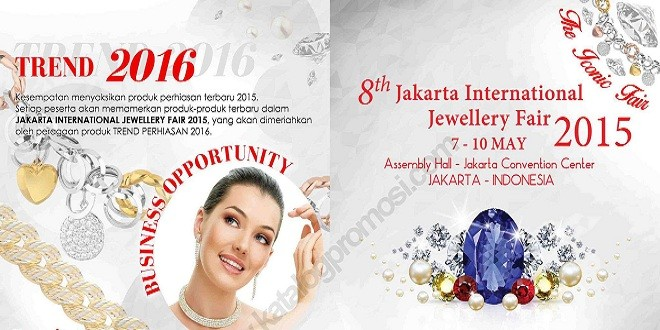 Jakarta International Jewellery Fair 2015