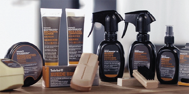 Timberland Shoe Care Kit