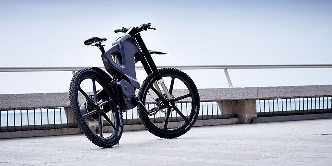 Trefecta DRT Electric Bicycle