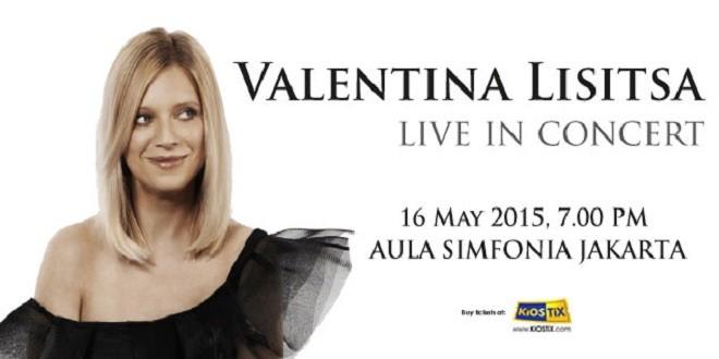 Valentina Lisita Live In Concert 2015