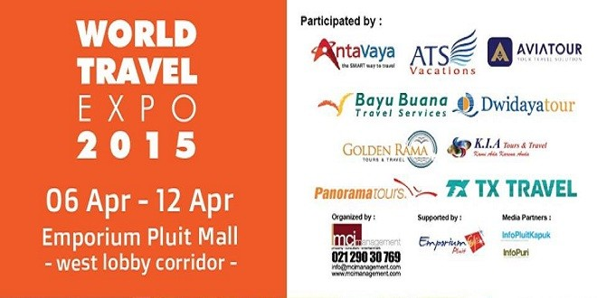 World Travel Expo 2015