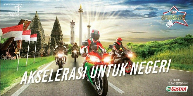 Castrol Power 1 Legendary Tour of Indonesia