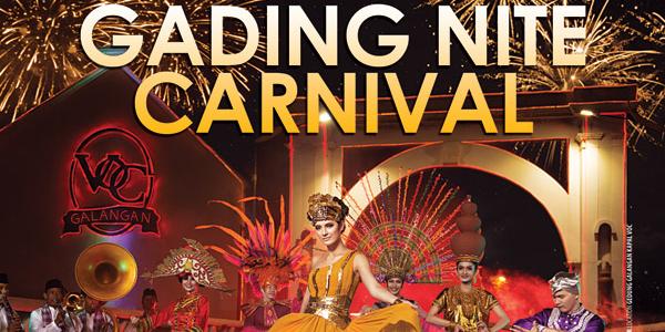 """Gading Nite Carnival """"Odyssey In Harmony"""""""