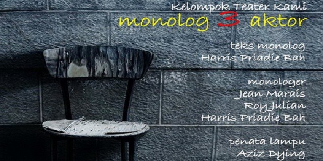 Monolog 3 Aktor