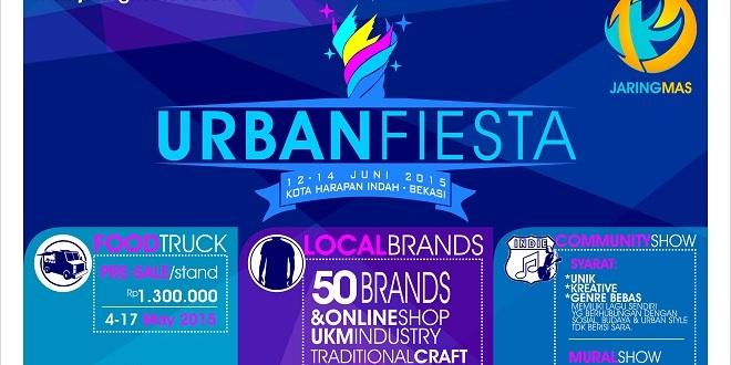 Urban Fiesta 2015