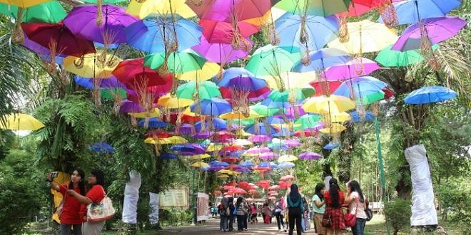Festival Payung Bogor