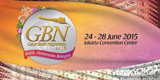 Gelar Batik Nusantara 2015