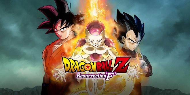 Dragonball Z Resurrection F