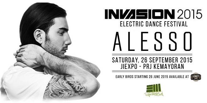 Invasion Electric Dance Festival 2015