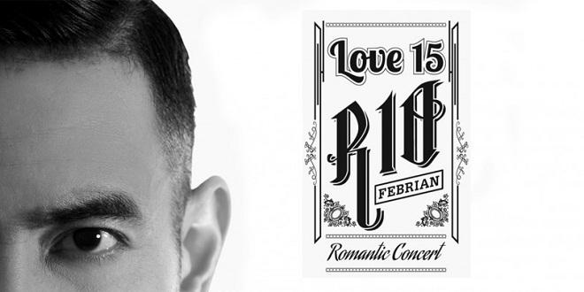 Love 15 Rio Febrian