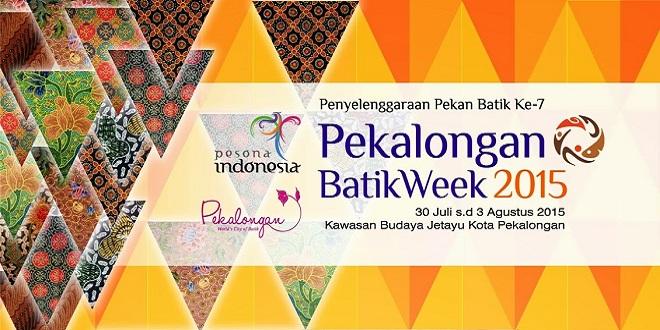 Pekalongan Batik Week 2015