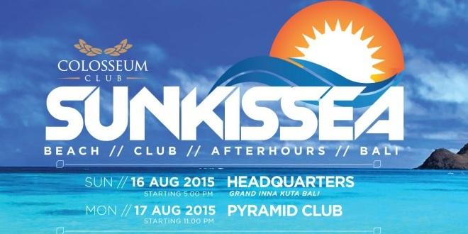 Sunkissea Beach Party