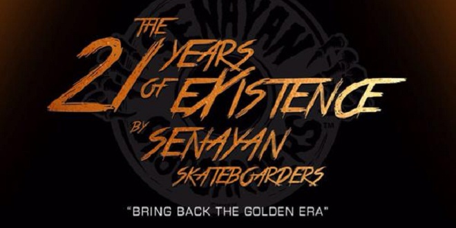 21 Years of Senayan Skateboarders