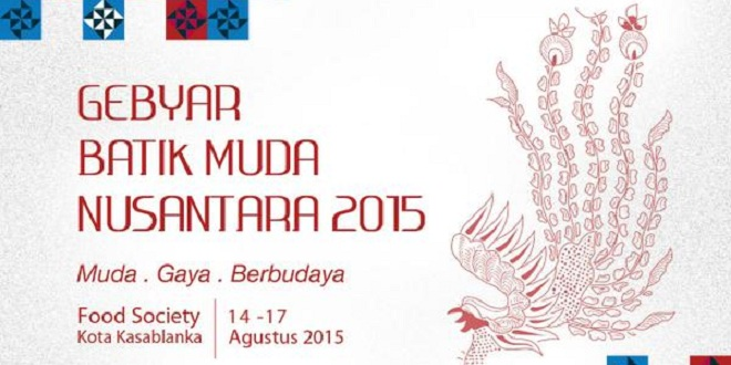 Gebyar Batik Muda Nusatara 2015