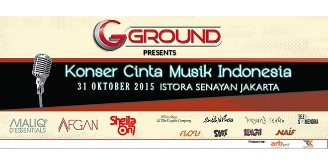 Konser cinta musik indonesia1