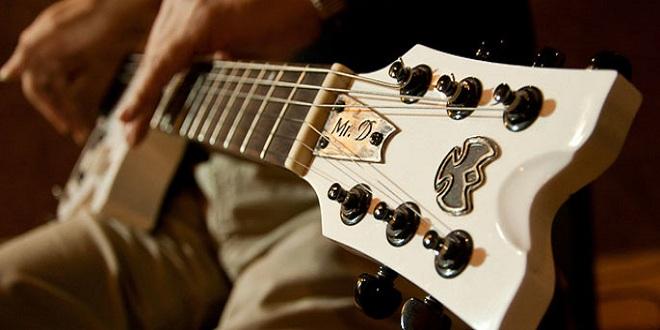 Rick Hanes Guitar