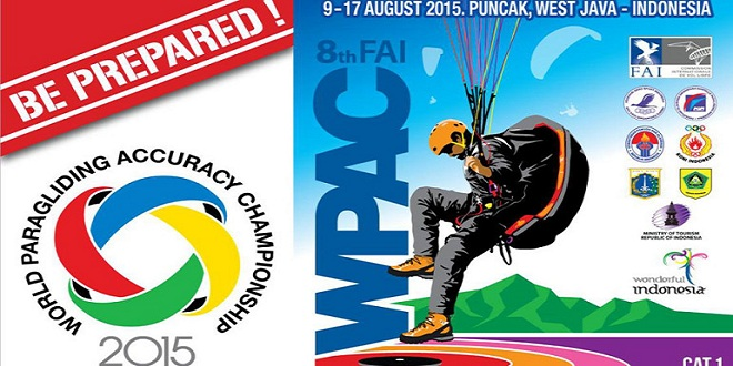 World Paragliding Accuracy Championship 2015