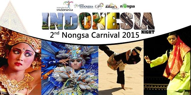 Indonesia Nongsa Carnival 2015