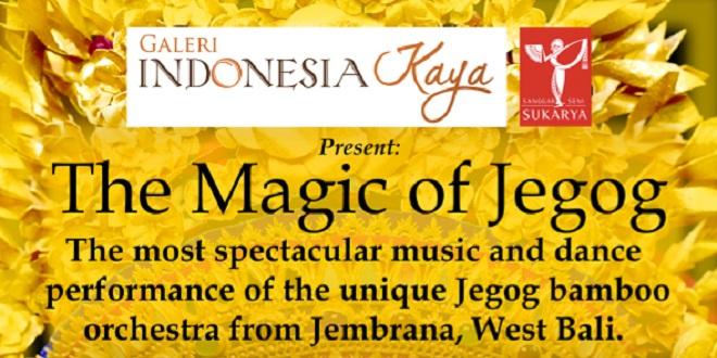 Tari Jegog Galeri Indonesia Kaya