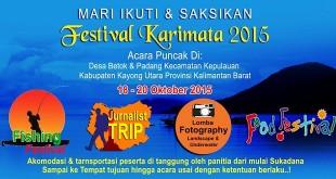 Festival Karimata 2015
