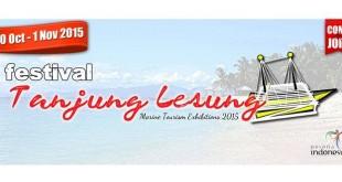 Festival Tanjung Lesung 2015