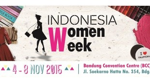 Indonesia Woman Week 2015