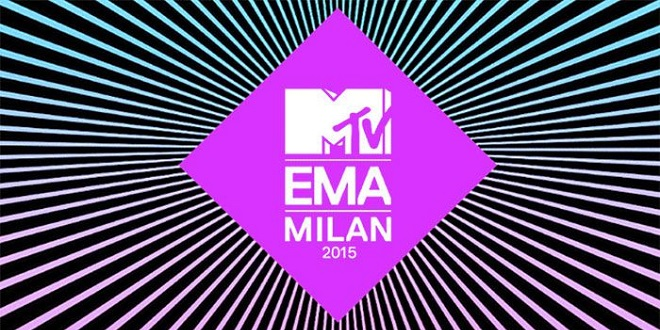 MTV Europe Music Awards 2015