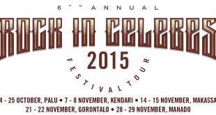 Rock in Celebes 2015